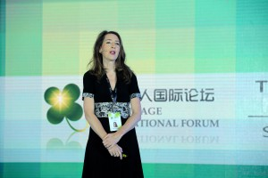 Giving Talk in Beijing copy